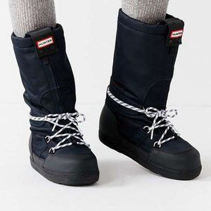 HUNTER Original Snow Boots Navy 5 NEW